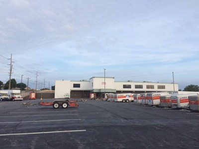 U-Haul customers in and around Tulsa will soon have secure and convenient self-storage options with the upcoming completion of U-Haul Moving & Storage of Midtown at 3500 S. Sheridan Road.