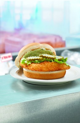 Wendy's North Pacific Cod sandwich is back and more flavorful than ever with a new creamy dill tartar sauce and crisp pickles.  Available for a limited-time, each Cod sandwich also features a wild-caught North Pacific hand-cut cod fillet lightly breaded in crispy panko crumbs and topped with fresh, crisp lettuce on a toasted bun