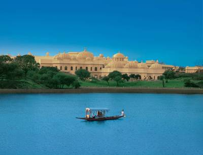 The Oberoi Udaivilas, Udaipur (PRNewsFoto/Oberoi Hotels and Resorts)