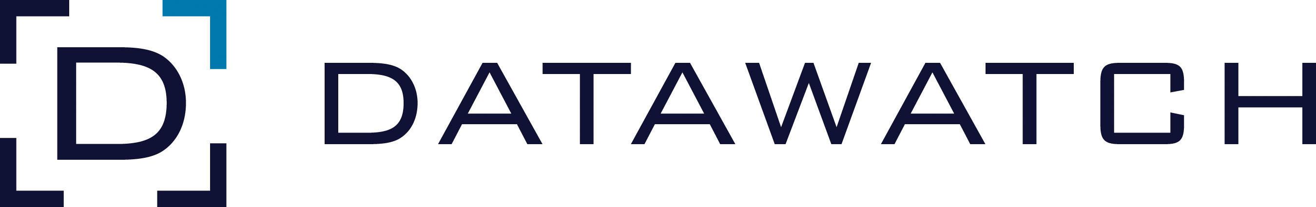 Datawatch logo. (PRNewsFoto/Datawatch Corporation) (PRNewsFoto/)