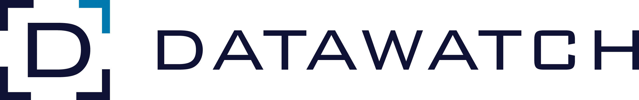 Datawatch logo.