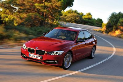 Continued success: The BMW 3 Series