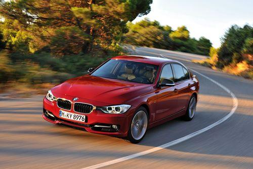 Continued success: The BMW 3 Series (PRNewsFoto/BMW GROUP)