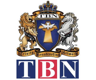 Trinity Broadcasting Network logo.