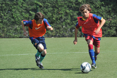 Summerfuel, FC Barcelona Announce Boston Camp for July 2013.  (PRNewsFoto/Summerfuel)