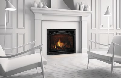 The Heat & Glo SlimLine represents the perfect combination of flame, glow, and logs. At just 16 inches deep, it fits where most fireplaces don't, making it easy to showcase great design in even the tightest spaces.