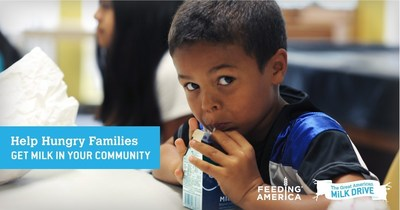 Help get milk to families in your community!