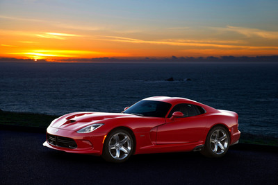 SRT Viper.  (PRNewsFoto/The National Automotive History Collection)