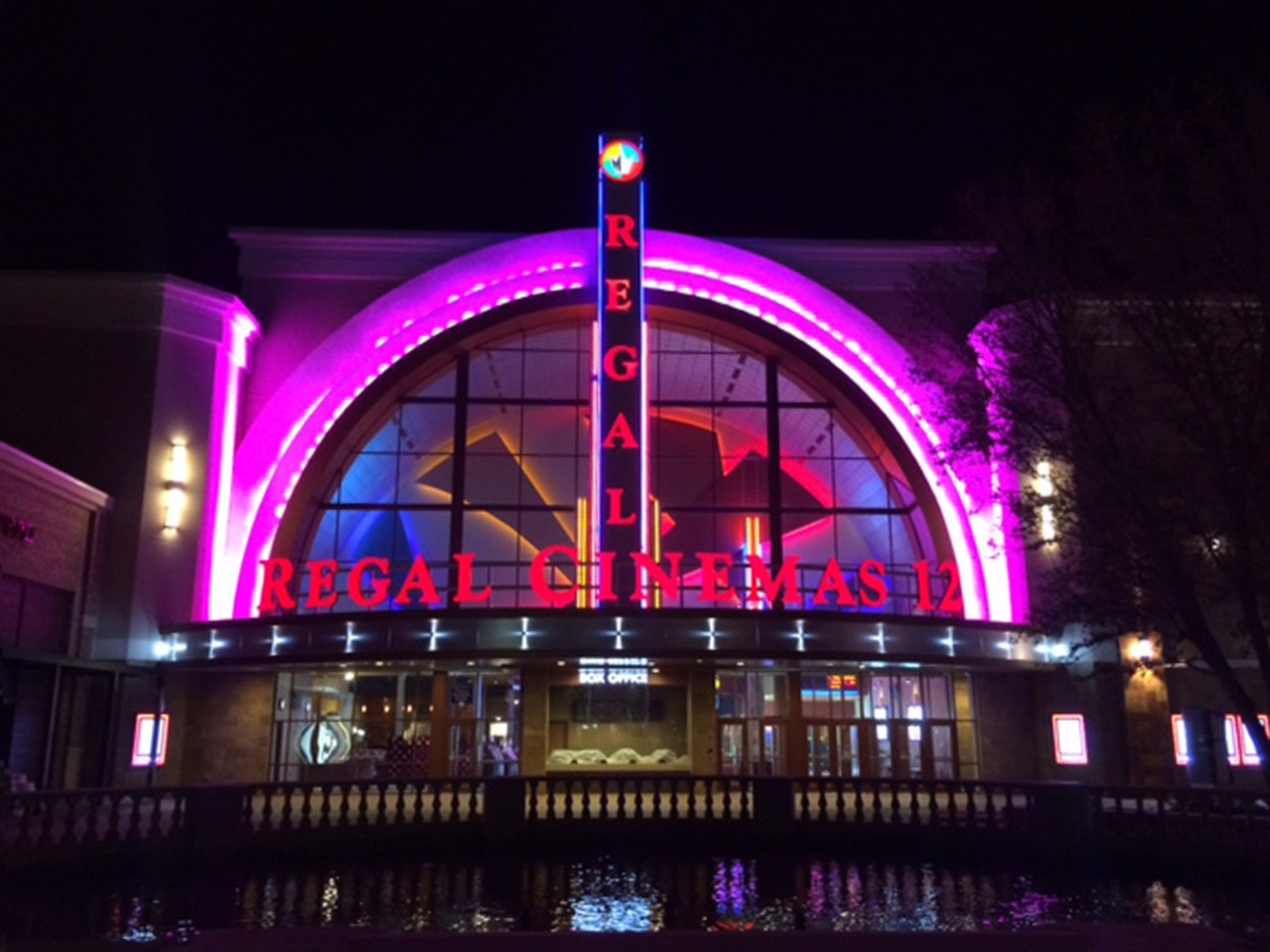 Regal Avalon 12 >> Regal Entertainment Group Announces Grand Opening Celebration For