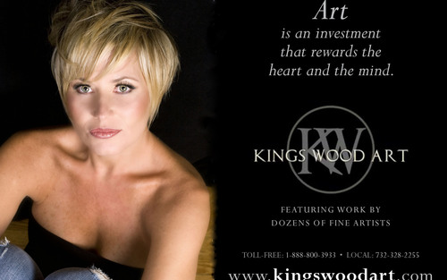 Kings Wood Art to Partner with Gilt Groupe, Inc. Two Special Events Provide Art Lovers and Collectors Exclusive  ...