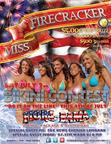 The Flora-Bama's Ms. Firecracker Bikini Contest.  (PRNewsFoto/Flora-Bama Lounge & Package)