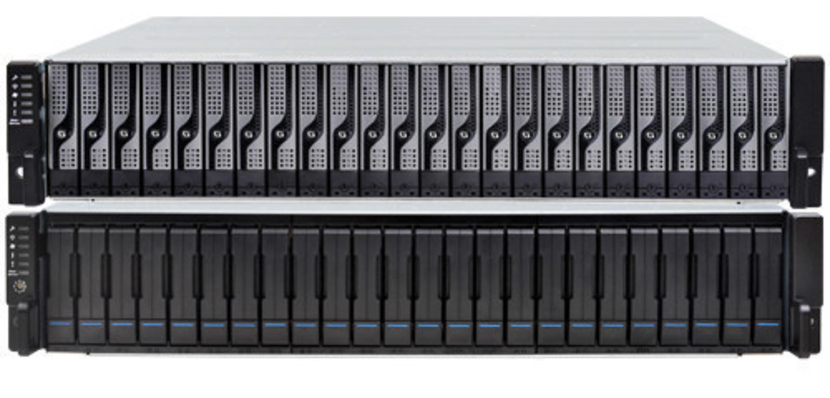 Infortrend представляет системы хранения данных EonStor DS 4024B для оптимального использования