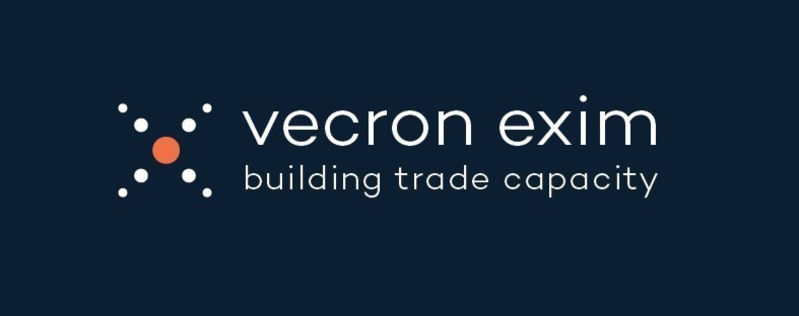 VLG Launches New Trade Finance Business Unit Vecron Exim: offering new finance products