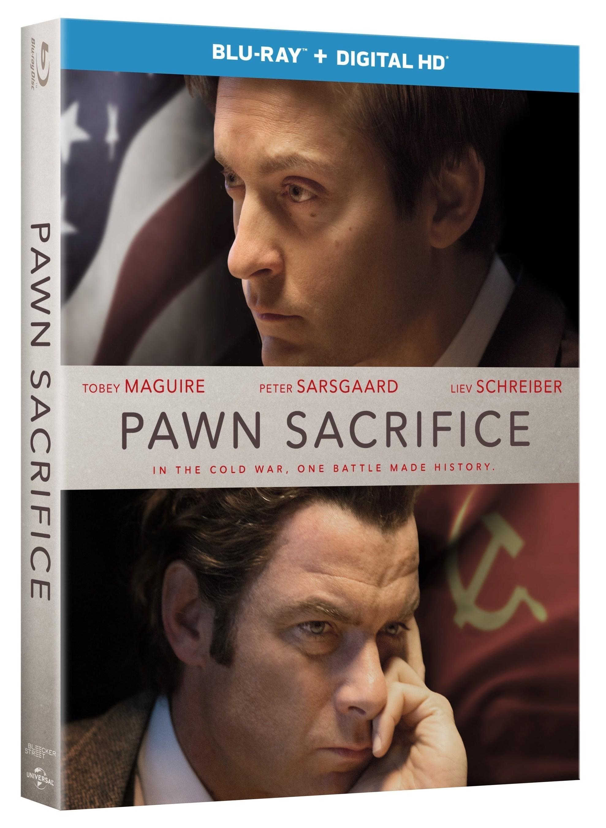 Universal Pictures Home Entertainment: Pawn Sacrifice