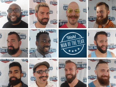 Men's grooming leader, Wahl, is looking for help to determine the best facial hair in the country. Vote for the next Wahl Man of the Year, visit https://www.facebook.com/wahlgrooming.