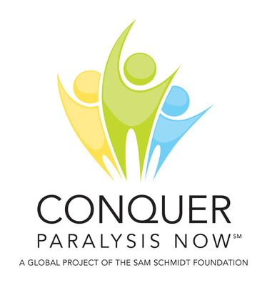 Conquer Paralysis Now logo