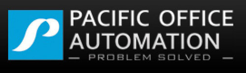 Pacific Office Automation. (PRNewsFoto/Pacific Office Automation) (PRNewsFoto/PACIFIC OFFICE AUTOMATION)