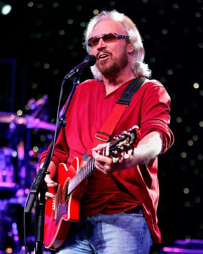 Barry Gibb Announces Mythology: The Tour Live. (PRNewsFoto/Live Nation) (PRNewsFoto/LIVE NATION)