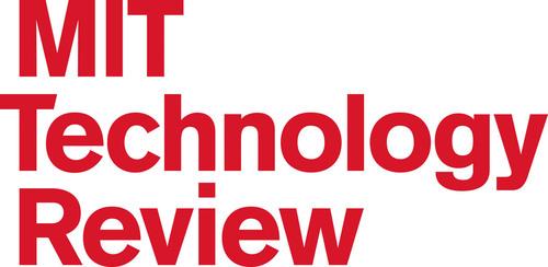 MIT Technology Review Logo. (PRNewsFoto/MIT Technology Review) (PRNewsFoto/MIT TECHNOLOGY REVIEW)