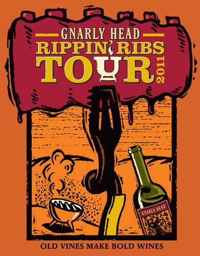 Gnarly Head Kicks Off Rippin' Ribs BBQ Tour 2011 in Search of Nation's Best Ribs