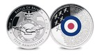 Medal commemorates the 75th anniversary of the Battle of Britain (PRNewsFoto/The London Mint Office)
