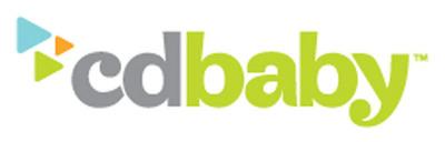 CD Baby Logo.  (PRNewsFoto/CD Baby)