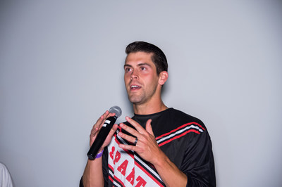 Justin Tucker, of the Baltimore Ravens, will once again host the Goodwill Gridiron Halloween Party on October 17th. Proceeds from the event support Goodwill's job training programs.