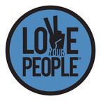 Love Your People is the latest book by bestselling author, Sam Parker. A blog post rant about the manufactured roots and materialism driving the Christmas holiday turned into the framework for this small book about having care and accountability for each other every day.  (PRNewsFoto/GiveMore.com)