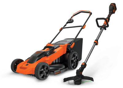 BLACKDECKER Expands Line of 40V MAX Lawn Garden Tools