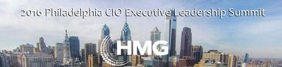 Register Today for the 2016 Philadelphia CIO Executive Leadership Summit! https://nov0916.ontrackevents.com/