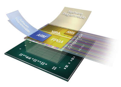 Xilinx's Zynq(TM)-7000 All Programmable SoC won the Microprocessor Report Analyst Choice Award for 2012. (PRNewsFoto/Xilinx, Inc.) (PRNewsFoto/XILINX, INC.)