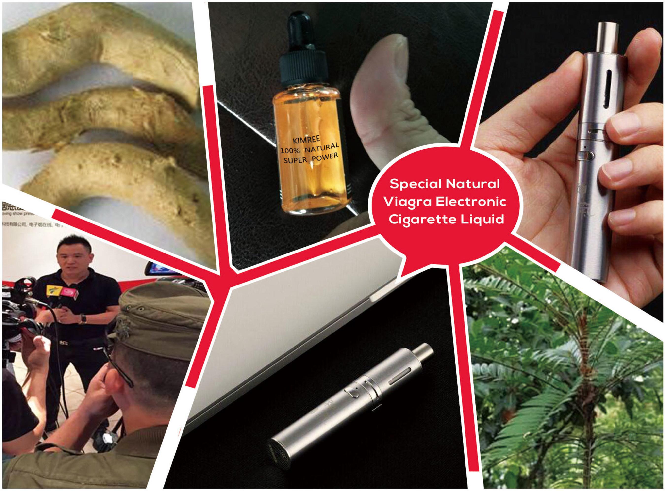 New Plant-Based E-liquid from KIMREE
