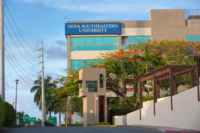 Nova Southeastern University Regional Campus Puerto Rico (PRNewsFoto/Nova Southeastern University)