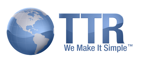 TTR- We Make it Simple. (PRNewsFoto/TTR (TRANSACTION TAX RESOURCES))