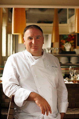 Jose Andres Introduces Mi Casa At Dorado Beach, A Ritz-Carlton Reserve.  (PRNewsFoto/Dorado Beach, a Ritz-Carlton Reserve)