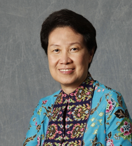 Ho Ching to be awarded the Asia House Asian Business Leaders Award 2014 (PRNewsFoto/Asia House)