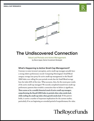 The Undiscovered Connection