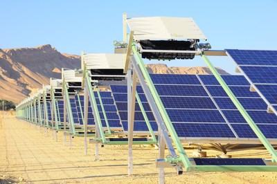ENGIE Group verwendet Ecoppia zur Bereitstellung von niedrigerem LCOE und höherer Ausgangsleistung bei erfolgreichem Gebot für indischen Solarpark