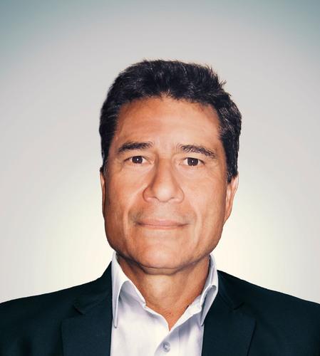 Ibra Morales, MundoFox President. (PRNewsFoto/MundoFox) (PRNewsFoto/MUNDOFOX)