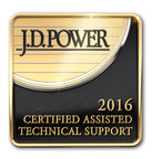 J.D. Power Certifies Intermedia for Excellence in Assisted Technical Support, a First Among Cloud Application Providers
