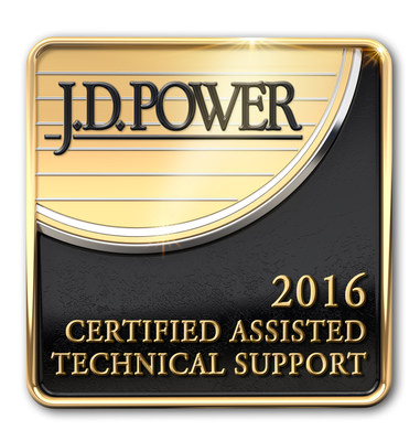 "Intermedia has been recognized by J.D. Power for providing ""An Outstanding Customer Service Experience"" for its Assisted Technical Support."