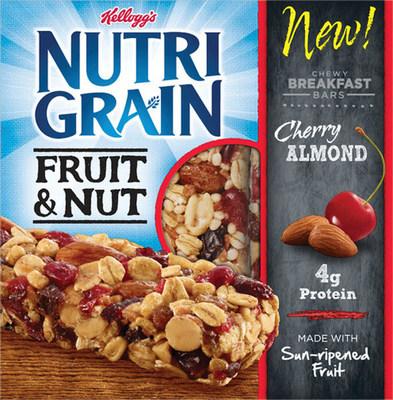 Nutri-Grain Fruit & Nut Cherry Almond Bar