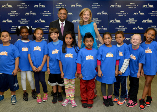 New York Road Runners and TCS Sign Premier Partnership and Title Sponsorship of New York City