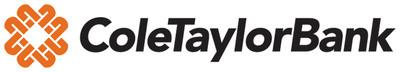 Cole Taylor Bank logo. (PRNewsFoto/Cole Taylor Bank)