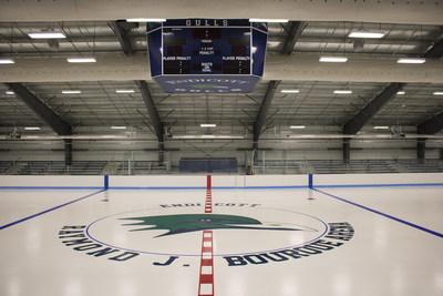Endicott College Formally Dedicates Raymond J Bourque Arena