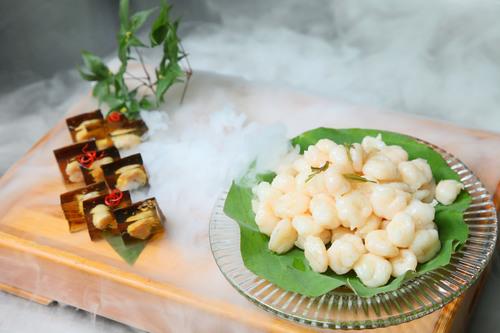 Modern Marco Polo präsentiert geheimnisvolles Menü aus Hangzhou in China
