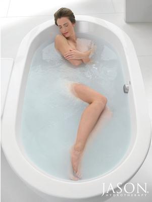 The MicroSilk bath. (PRNewsFoto/Jason International, Inc.) (PRNewsFoto/JASON INTERNATIONAL, INC.)