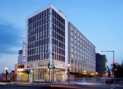 Cambria Hotels Suites Washington D C