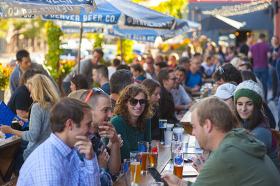 Denver's beer scene is in the spotlight with Denver Beer Fest and the Great American Beer Festival in October. Credit Evan Semon