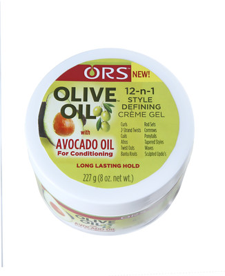 ORS Olive Oil 12 n 1 Style Defining Crème Gel - Olive Oil with Avocado Oil